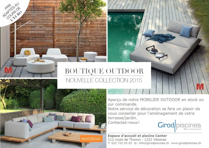News - Girod piscines - Genève